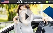 Poor Credit Used Car Loans Program -- Get Easy Approval Today