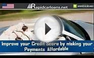 Pre-owned Car Loans for Poor Credit No Down Payment : No