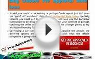 Preapproved Car Loan Instant Approval in USA