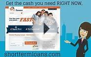 Quick Online Payday Loans At Affordable Rate - Short Term