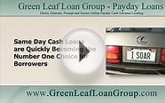 Same Day Cash Loans are Quickly Becoming Number One Choice