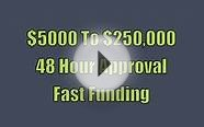 San Antonio Tx Small Business Loans - $5-$250, Fast