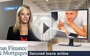 Secured loans online