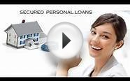 Secured Personal Loans Bad Credit Services