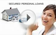 Secured Personal Loans Guarantee