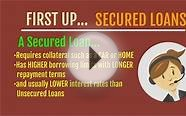 Secured vs Unsecured Loans