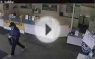 Security video of fatal shooting suspect in Taylor, Mi