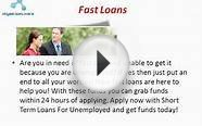 Short Term Loans For Unemployed- No Credit Check.avi