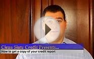Short Term Loans - How to get a copy of your credit report