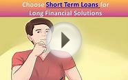 short term loans with no credit check