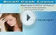 Small Cash Loans- Take Hold Of Urgent Monetary Endorse In