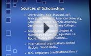 Study in USA: Scholarship or Loan?