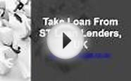 Take Loan from ST Loan Lenders, UK