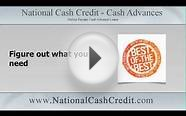 The best cash advance loans and how to find them