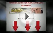 The Cash Superman..Personal Loans For People With Very Bad