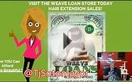 The Weave Store Loan (short version) by Tommy Sotomayor