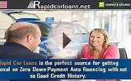 Tips to Get No Money Down Auto Loans For Bad Credit Holders
