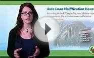 Truths About Auto Loan Modifications and Bad Credit Auto Loans