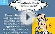 Unsecured Cash Loans- Finances available online with no