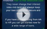 Unsecured Debt Consolidation Loans: