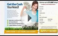 USA quick payday loans online