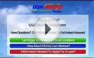 USAMoneyToday.com Las Vegas Nevada Auto Car Title Loans No