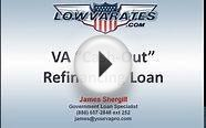 VA Cash Out Loan for Debt Consolidation on a VA Loan