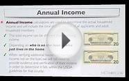 What are USDA Income Limits for the USDA Guaranteed Loan