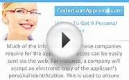Where to get a Personal loan online