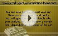 Which Companies Give Out Debt Consolidation Loans To