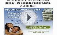 wWw PAYDAY com loans payday - 60 Seconds Payday